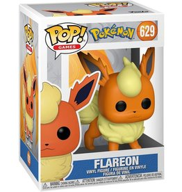 FUNKO POP GAMES POKEMON FLAREON