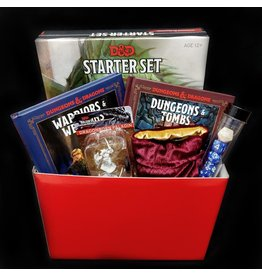 ILLUSIVE COMICS D&D GIFT BASKET