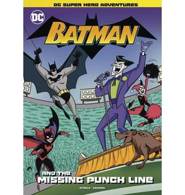 STONE ARCH BOOKS BATMAN & MISSING PUNCHLINE YA SC