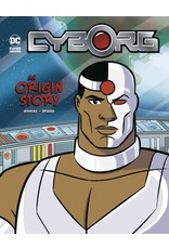 STONE ARCH BOOKS DC SUPER HEROES ORIGINS YR TP CYBORG