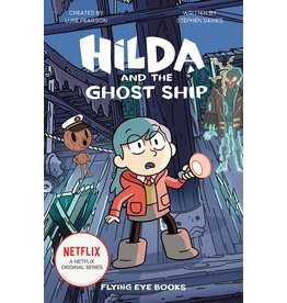 HILDA & GHOST SHIP NETFLIX TIE IN SC NOVEL