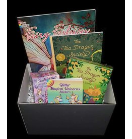 ILLUSIVE COMICS WHIMSICAL FANTASY GIFT BASKET
