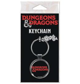 Ata-boy DUNGEONS & DRAGONS KEYCHAIN LOGO