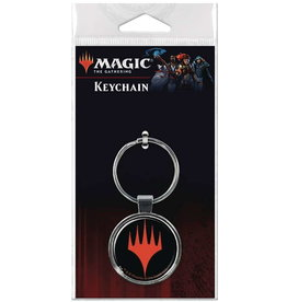 MAGIC THE GATHERING KEYCHAIN PLANESWALKER SYMBOL
