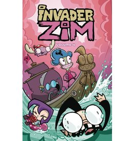 ONI PRESS INC. INVADER ZIM TP VOL 04