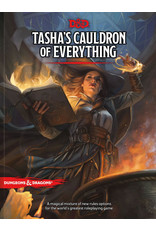 WIZARDS OF THE COAST D&D 5TH EDITION TASHA'S CAULDRON OF EVERYTHING