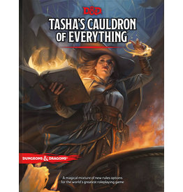 WIZARDS OF THE COAST D&D 5TH ED TASHA'S CAULDRON OF EVERYTHING