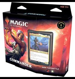 WIZARDS OF THE COAST COMMANDER LEGENDS ARM FOR BATTLE COMMANDER DECK