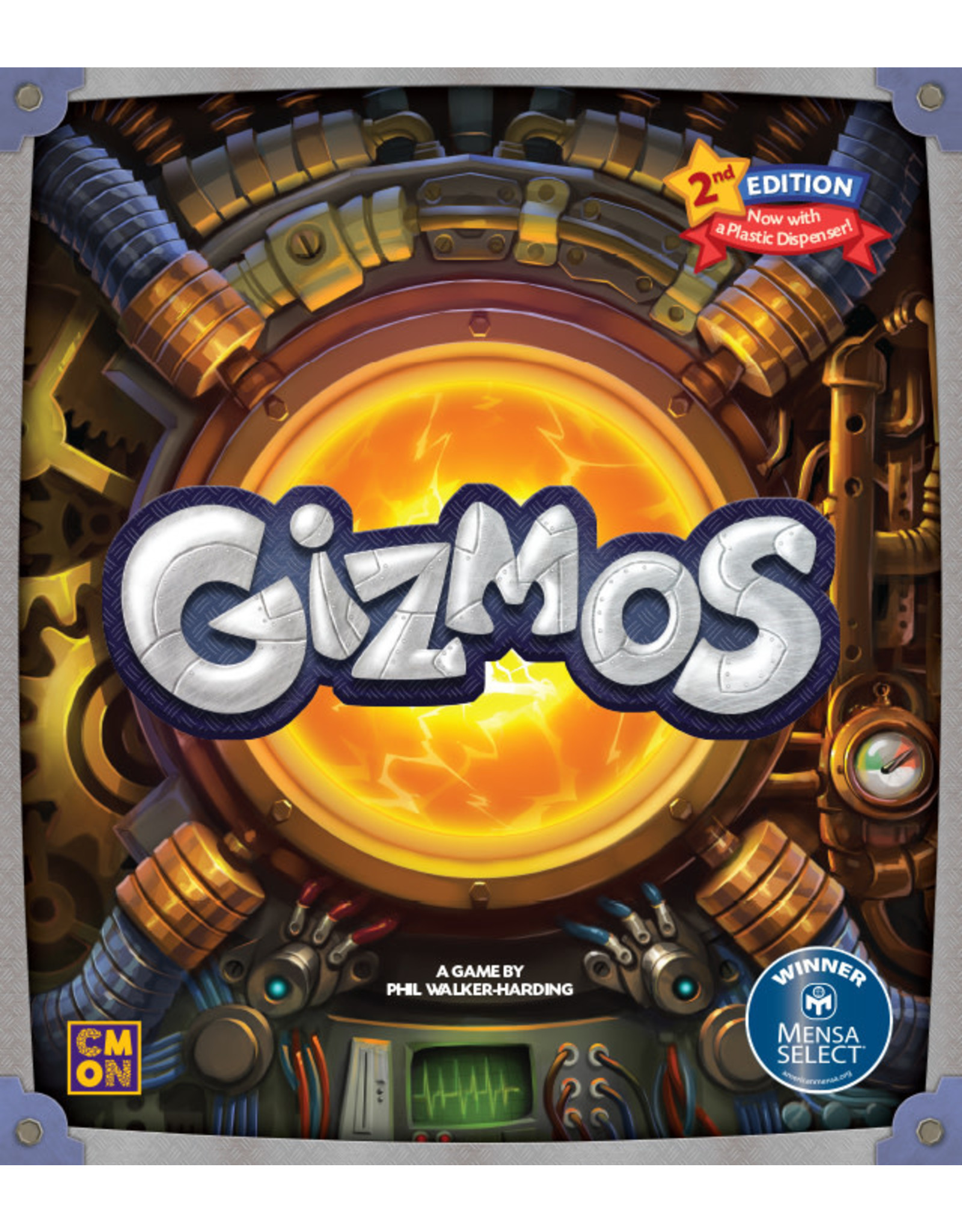 CMON PRODUCTIONS GIZMOS 2ND EDITION