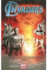 MARVEL COMICS ALL NEW INVADERS TP VOL 02 ORIGINAL SIN