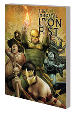 MARVEL COMICS IMMORTAL IRON FIST COMPLETE COLLECTION TP VOL 02