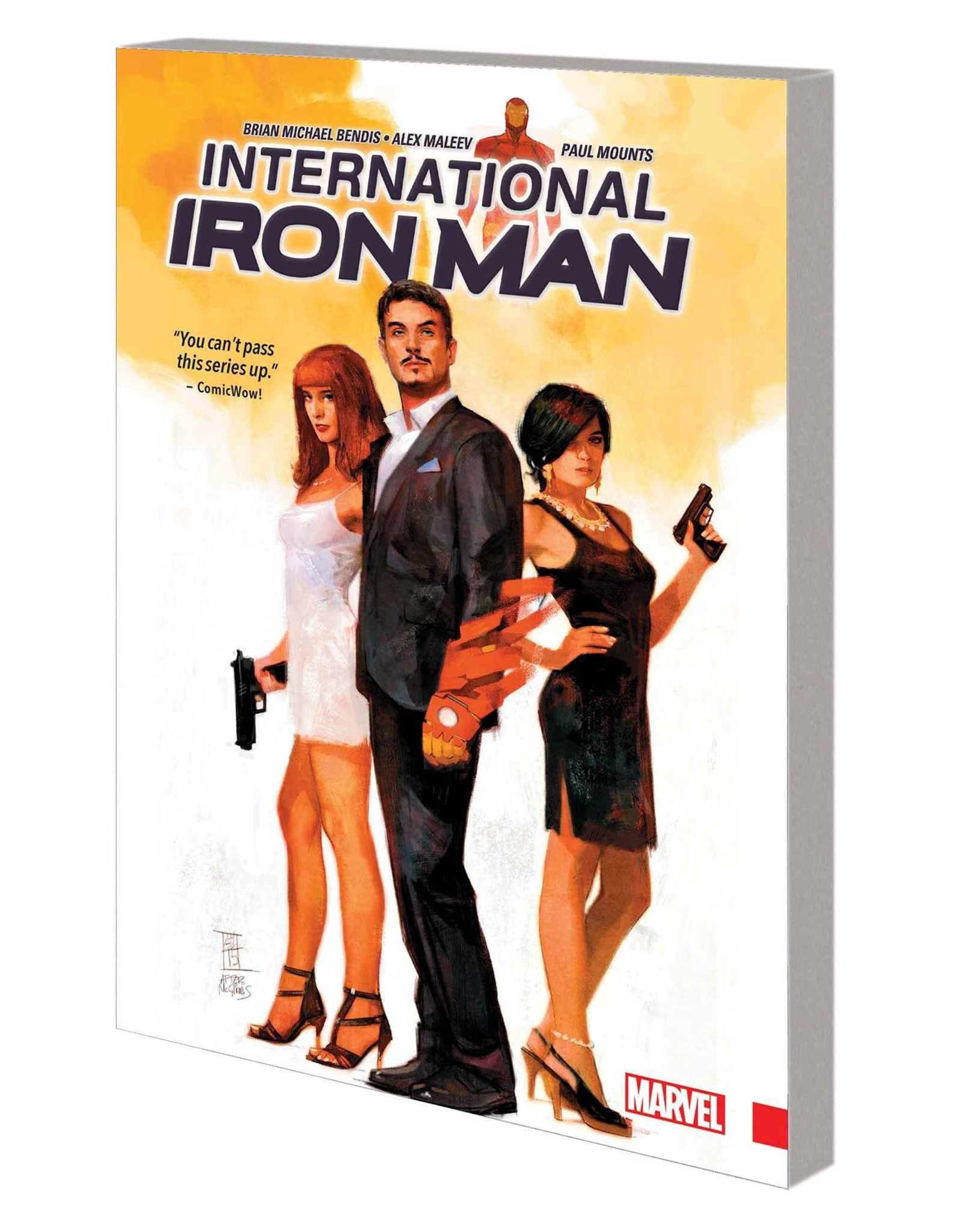 INTERNATIONAL IRON MAN TP