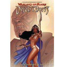 D. E. WARLORD OF MARS DEJAH THORIS TP VOL 06
