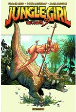 D. E. FRANK CHO JUNGLE GIRL TP VOL 03