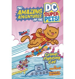 DC SUPER PETS YR TP CRIME FIGHTING CAT