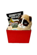 ILLUSIVE COMICS GRUMPY CAT GIFT BASKET