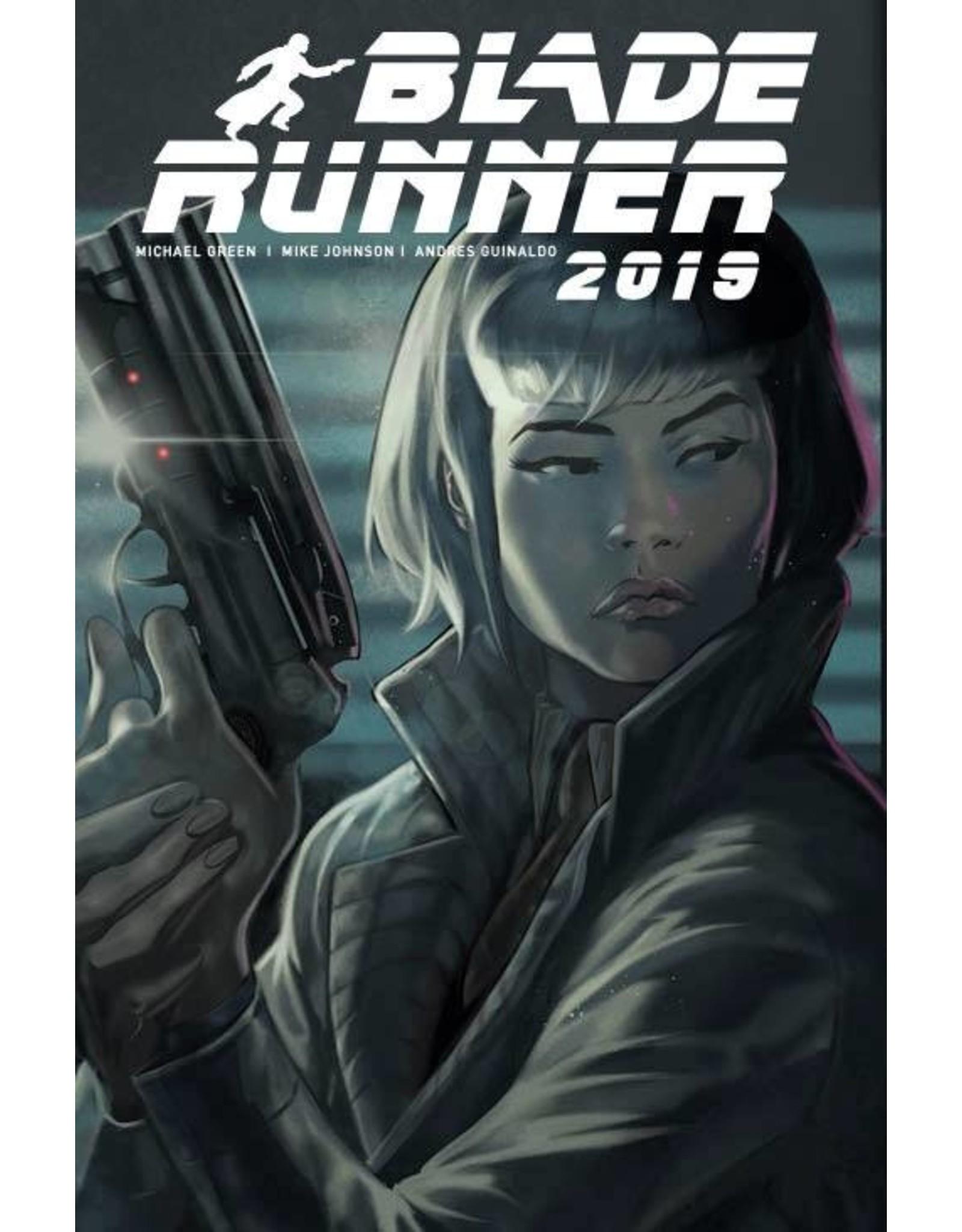 TITAN COMICS BLADE RUNNER 2019 #12 CVR A DAGNINO
