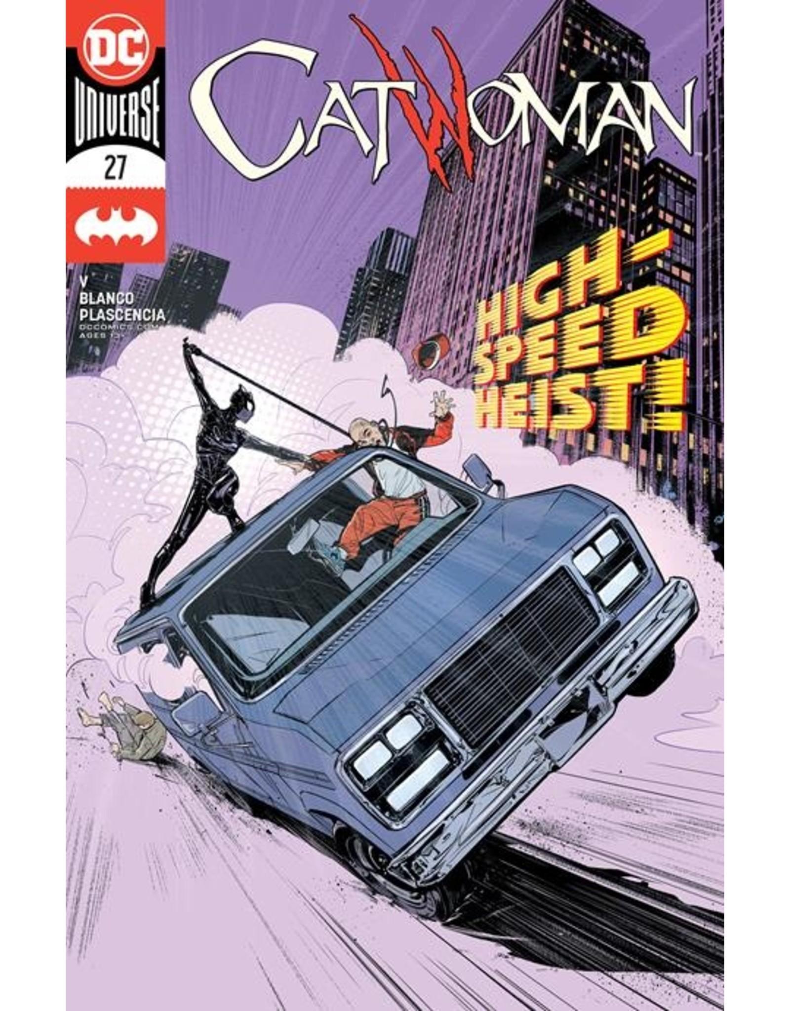 DC COMICS CATWOMAN #27 CVR A JOELLE JONES