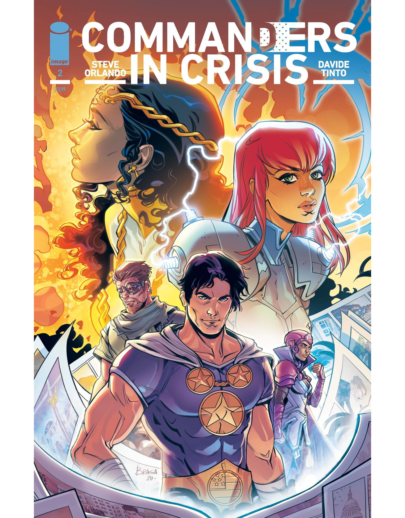 IMAGE COMICS COMMANDERS IN CRISIS #2 (OF 12) CVR C BRAGA