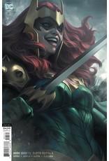 DC COMICS DARK NIGHTS DEATH METAL #5 (OF 7) CVR C STANLEY ARTGERM LAU KULL VAR