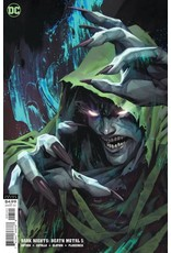 DC COMICS DARK NIGHTS DEATH METAL #5 (OF 7) CVR D LUCIO PARRILLO B SPECTRE VAR
