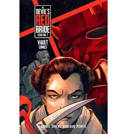 VAULT COMICS DEVILS RED BRIDE #2 CVR A BIVENS