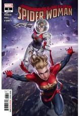 MARVEL COMICS SPIDER-WOMAN #6