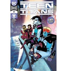 DC COMICS TEEN TITANS #47 CVR A BERNARD CHANG