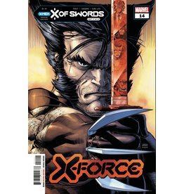 MARVEL COMICS X-FORCE #14 XOS