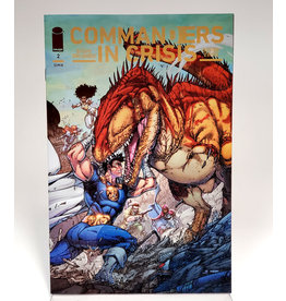 IMAGE COMICS COMMANDERS IN CRISIS #2 1:10 BOOTH