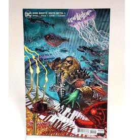 DC COMICS DARK NIGHTS DEATH METAL #5 1:25 DOUG MAHNKE VAR