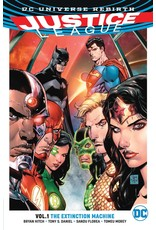 DC COMICS JUSTICE LEAGUE TP VOL 01 THE EXTINCTION MACHINE (REBIRTH)