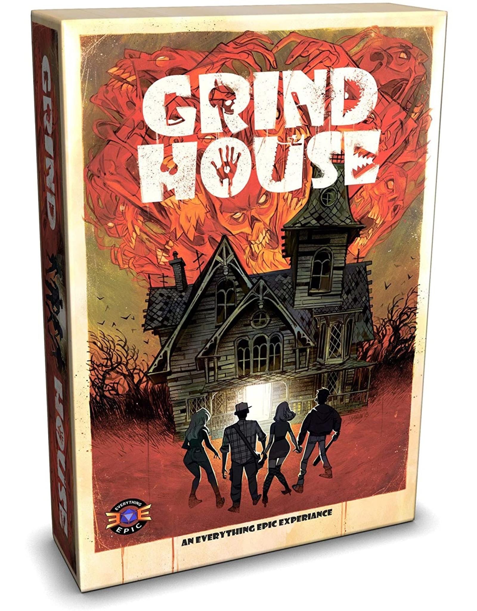 GRIND HOUSE BOARD GAME