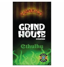 GRIND HOUSE CARNIVAL CTHULHU EXPANSION