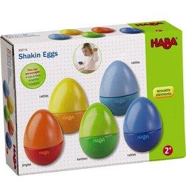 HABA GAMES HABA SHAKIN EGGS