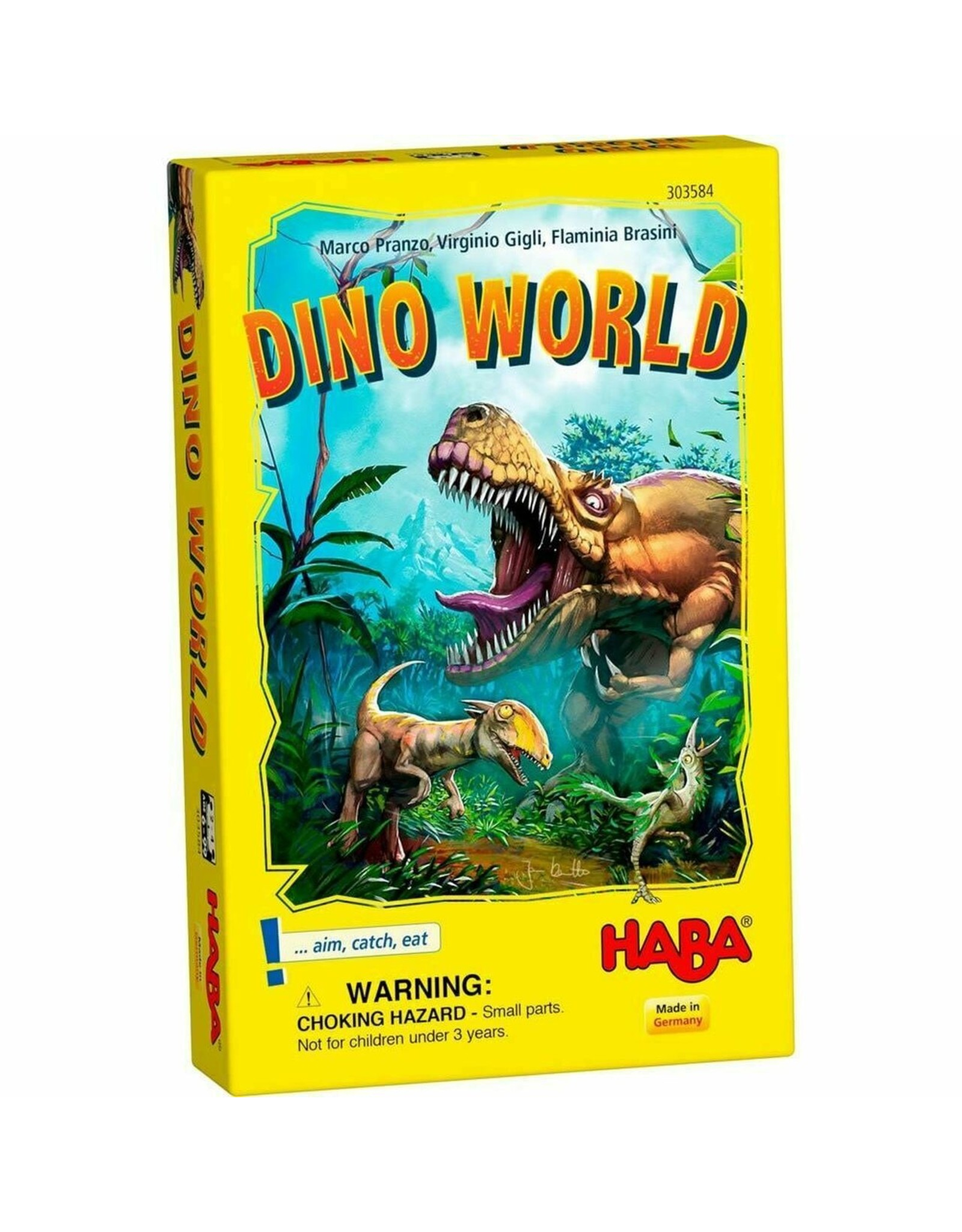 HABA GAMES DINO WORLD HABA GAME