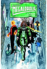 DARK HORSE COMICS LEAVING MEGALOPOLIS HC VOL 01