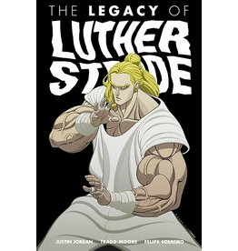 IMAGE COMICS LEGACY OF LUTHER STRODE TP VOL 03
