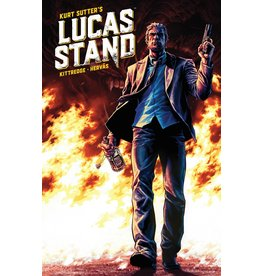 BOOM! STUDIOS LUCAS STAND TP