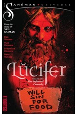 DC COMICS LUCIFER TP VOL 01 THE INFERNAL COMEDY