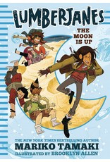 AMULET BOOKS LUMBERJANES ILLUS SC NOVEL VOL 02 MOON IS UP