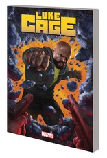 MARVEL COMICS LUKE CAGE TP VOL 01 SINS OF THE FATHER