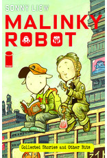 IMAGE COMICS MALINKY ROBOT COLL STORIES & OTHER BITS TP