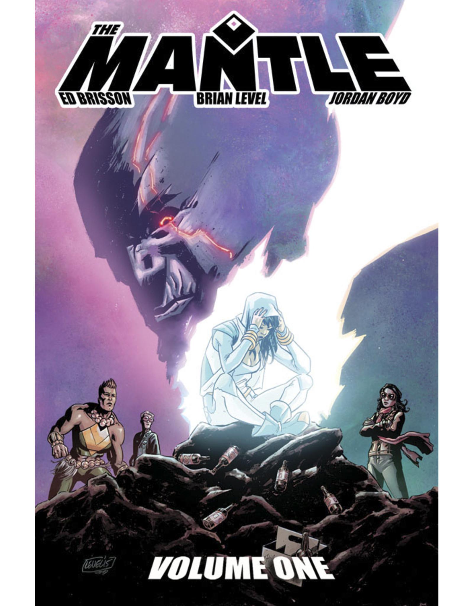 IMAGE COMICS MANTLE TP VOL 01