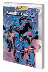 MARVEL COMICS FANTASTIC FOUR TP VOL 06 EMPYRE