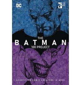 THE HERO INITIATIVE BATMAN 100 PROJECT SC