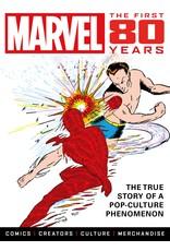 TITAN COMICS MARVEL COMICS FIRST 80 YEARS SC PX