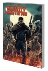 MARVEL COMICS STAR WARS BOUNTY HUNTERS TP VOL 01 GALAXYS DEADLIEST