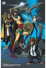 DC COMICS JUSTICE LEAGUE DARK #28 CVR B KEVIN NOWLAN VAR
