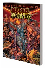 MARVEL COMICS MARVEL ZOMBIES TP BATTLEWORLD